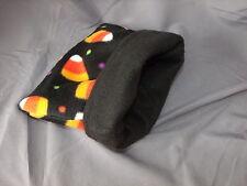 Halloween print snuggle sack for hedgies, rats, sugar gliders, ferrets, cavies