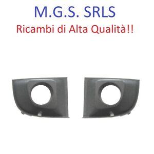GRIGLIA PARAURTI SX 500 07 C//FEND