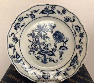 Vintage-Blue-Danube-Salad-Plate-One-8-3-4-034-Plate-Japan