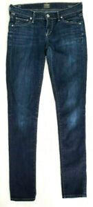 COH-Citizens-Of-Humanity-Jeans-Size-26-Avedon-Low-Rise-Skinny-Stretch-Dark-Wash