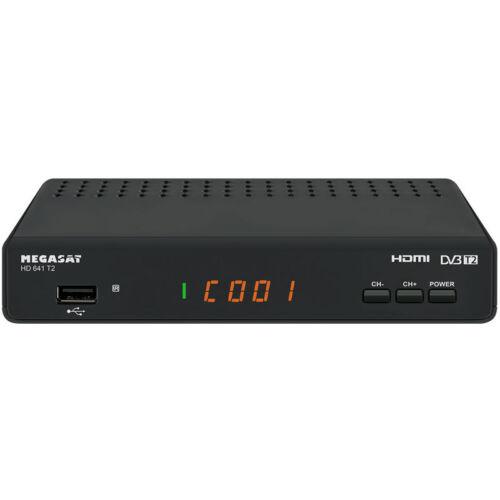 DVB-T2 Receiver Megasat HD 641 T2