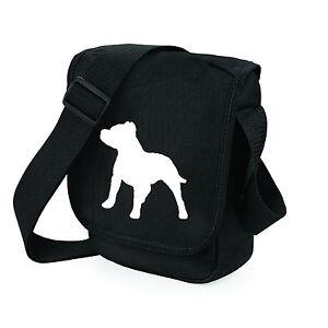 Staffordshire-Bull-Terrier-Dog-Bag-Silhouette-Reporter-Shoulder-Bags-Gift-Staffy