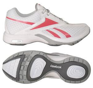 7cd274862ff7d Womens Reebok Trainers Traintone Slimm UK 2.5 Toning Shoes Moving ...