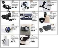 Mobile Phone TELESCOPE FISHEYE WIDE-ANGLE LENS