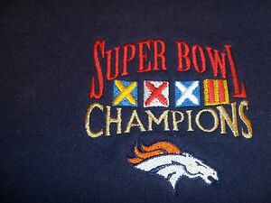 cheap for discount 47cf6 9bf18 NFL Men's Denver Broncos Super Bowl Champions XXXII 32 ...