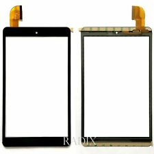 """8"""" INCH REPLACEMENT TOUCH SCREEN DIGITIZER GLASS FOR AN ALBA AC80CPLV2 NEW UK"""