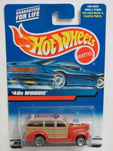 HOT WHEELS 2000  /'40S WOODIE  #193