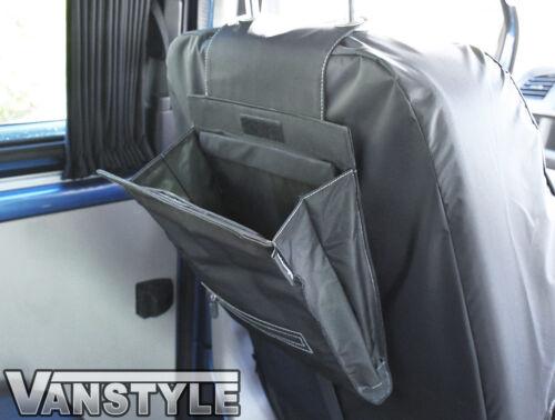 VW T4 TRANSPORTER GENUINE OE STORAGE RUBBISH BIN BAG REAR CLEAN SOLUTION