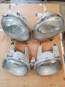 Toyota-Celica-ST205-GT4-94-97-2-0-3SGTE-Phare-avant-Set-UK-Version
