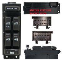 Silverado Sierra 1500 2500 3500 Master Driver Power Window Switch 15062650