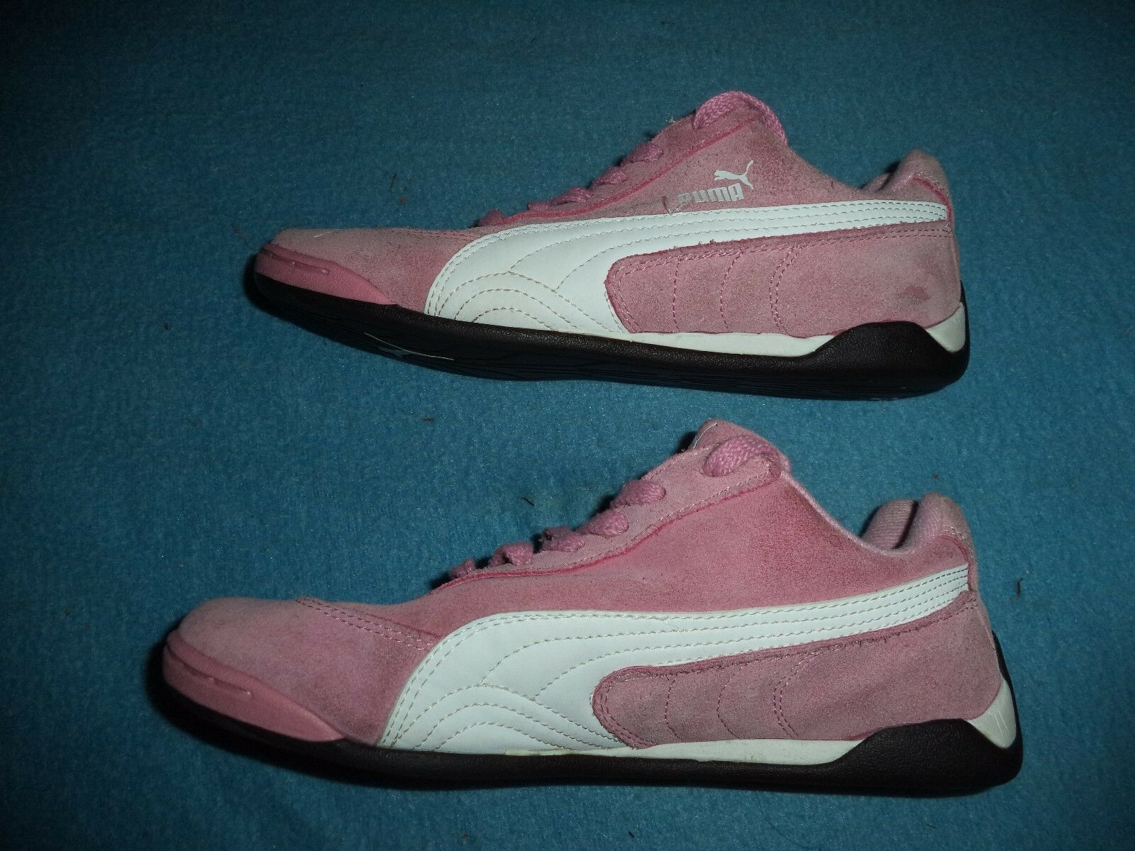 PUMA PINK SHOES WOMEN'S SIZE 5 1/2 Casual wild