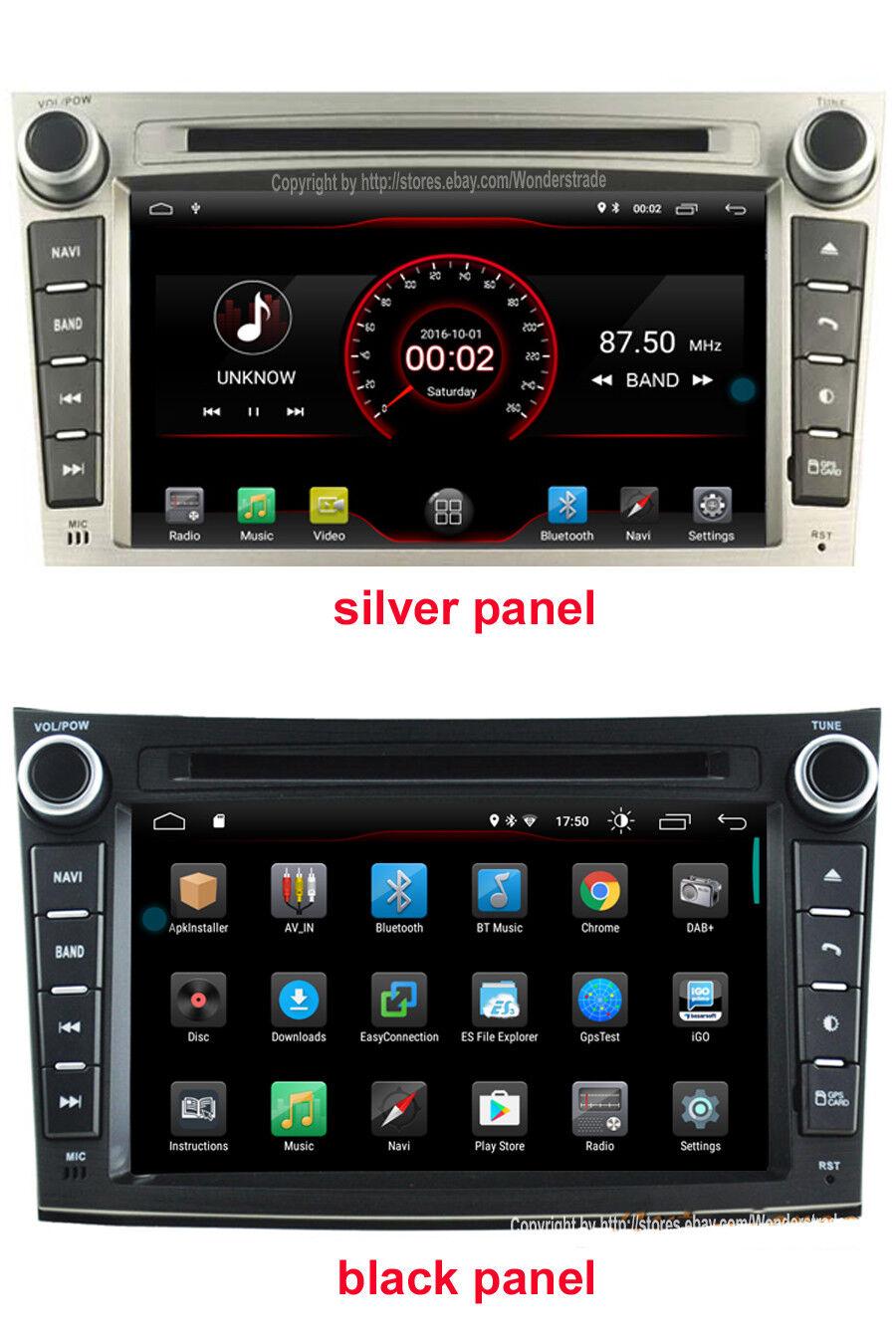 Android 9 0 Car Dvd Gps Radio Stereo For Subaru Legacy