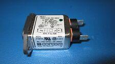 CORCOM, 3ED1,Power Line Filter 50Hz/60Hz 3A 250VAC Quick Connect Panel Mount NEW