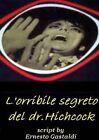 L'Orribile Segreto Del Dr. Hichcock by Ernesto Gastaldi (Paperback, 2014)