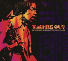 *15 SOLD* Machine Gun - Jimi Hendrix The Fillmore East 12/31/1969 CD NEW!
