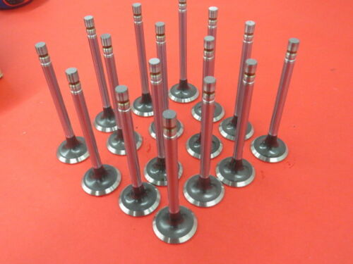8BA-6505-SV Ford flathead Stainless intake see notes in ad exhaust valve set