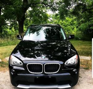 BMW X1 2012 AWD