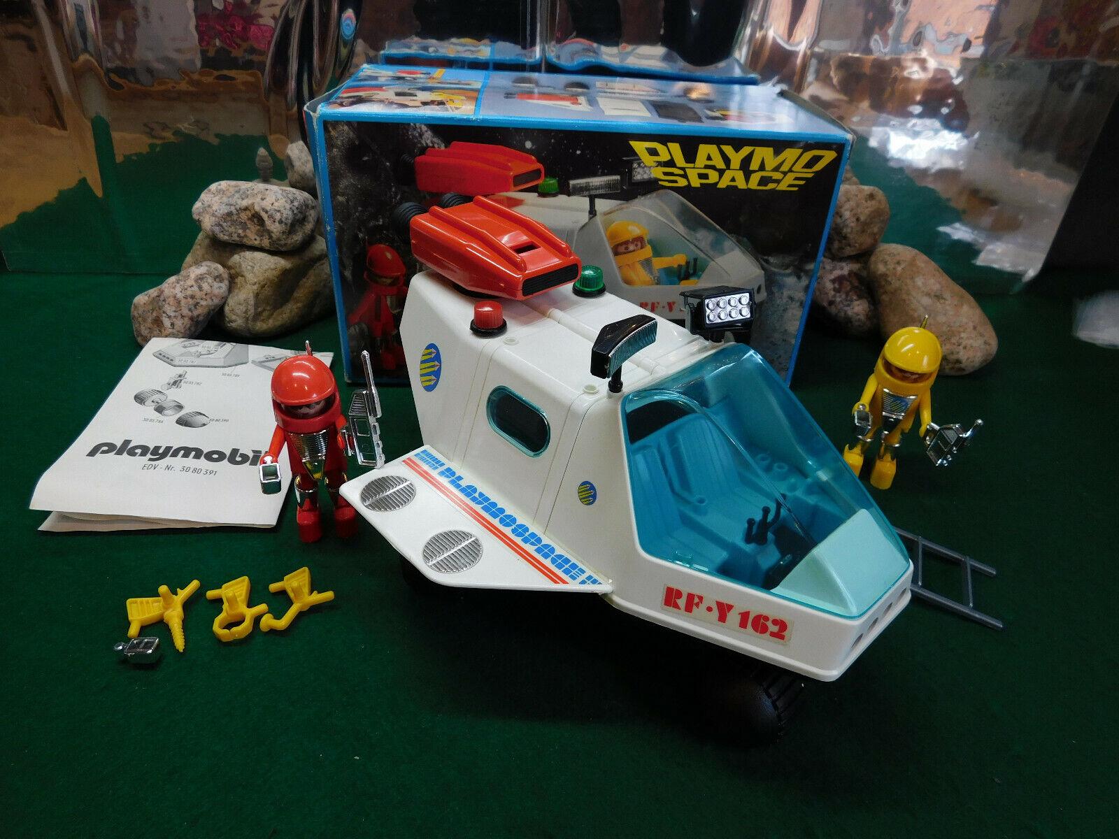 Playmobil Rarität Raumfähre 3534-A 1980 III Komplett-Set mit BA und OVP