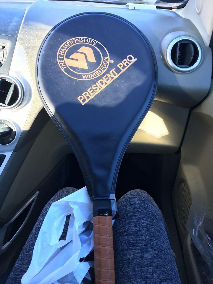 Tennisketsjer, The Championships Wimbledon President