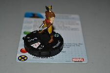 Marvel Heroclix Uncanny X-Men Wolverine Uncommon 020