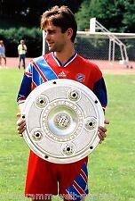 Oliver Kreuzer Bayern München 1994-95 seltens Foto+2