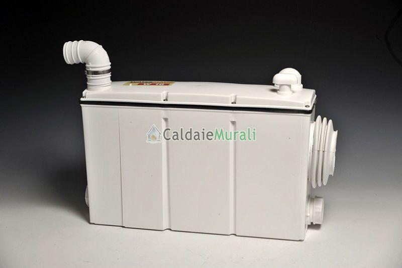 TRITURATORE WATERMATIC gruppo SFA modello  W16 P WC+LAVABO+DOCCIA+BIDET