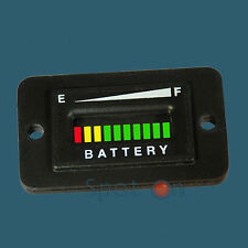 Pro36FRC-R VDC Golf Cart Battery Indicator, Solar, Boat,Golfcart, ATV, Forklift