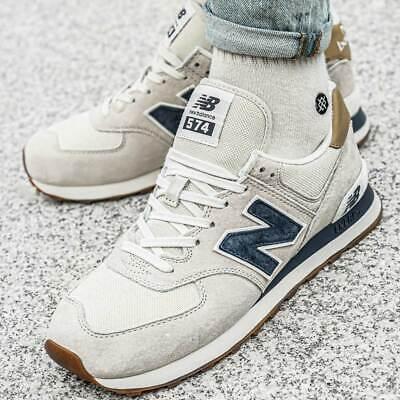 NEW BALANCE ML574 Sneaker Herrenschuhe Turnschuhe Sportschuhe Schuhe  ML574LGI | eBay