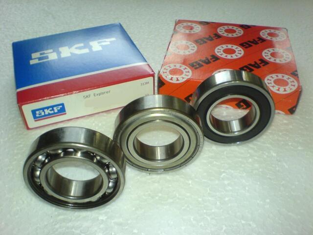 FAG 6313-2Z-C3 Rillenkugellager 65x140x33