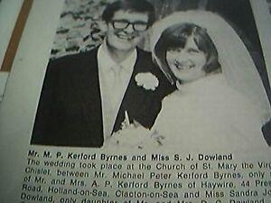 ephemera-1971-kent-picture-wedding-m-p-kerford-byrnes-miss-sandra-dowland-herne