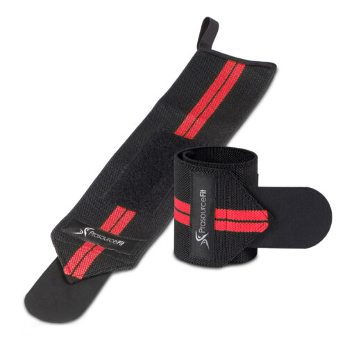Wrist Support /& Protection Details about  /Weight Lifting Wrist Wraps Straps with Thumb Loops