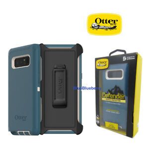 los angeles c3be1 c6cbf Details about New Authentic Otterbox Defender Series case for the Samsung  Galaxy Note 8