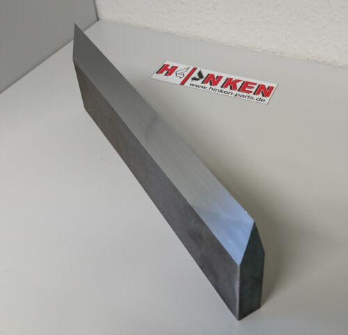 Spaltmesser Spaltkeil Spalter Holzspalter Hardox HB400 400x100x20mm