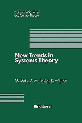 1 of 1 - USED (GD) New Trends in Systems Theory: Proceedings of the Università di Genova