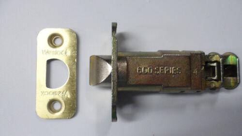 Weslock Spring Latch for 600 series knobs /& levers 12720 -adjustable backset