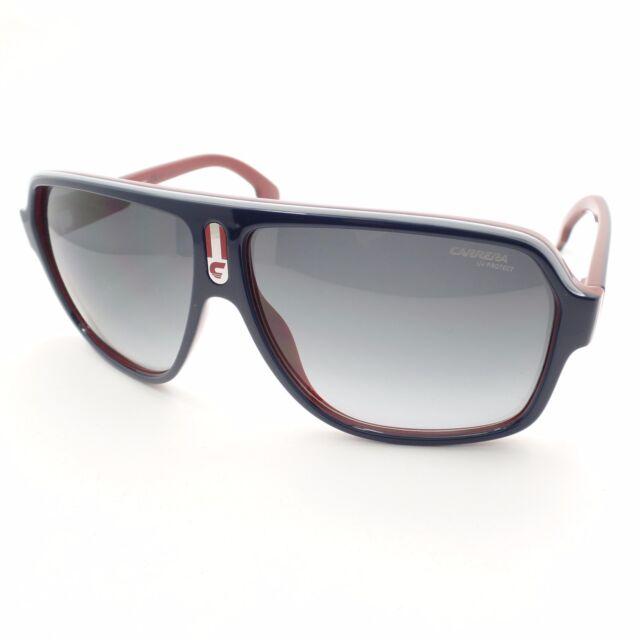 abec82d5863 Carrera Ca 1001 Sunglasses 08ru Blue Red 100 Authentic for sale ...