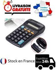 CALCULATRICE DE BUREAU 8 CHIFFRES CALCULETTE DE POCHE ELECTRONIQUE
