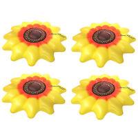 Swimline Giant Inflatable 72 Sunflower Island Swimming Pool Raft Float (4 Pack) on sale