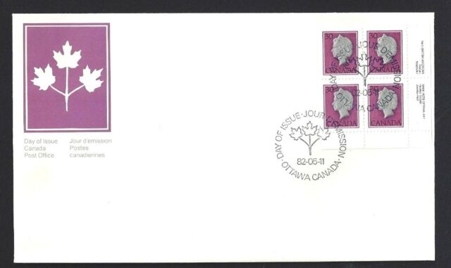 Canada   # 791 LRpb     QUEEN ELIZABETH II     New 1982 Unaddressed