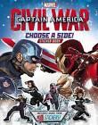 Marvel's Captain America: Civil War: Choose a Side Sticker Book by Marvel (Paperback / softback, 2016)