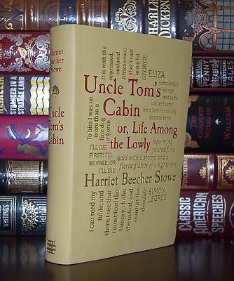 Uncle Tom/'s Cabin by H.B Stowe Unabridged Deluxe Soft Leather Feel Edition