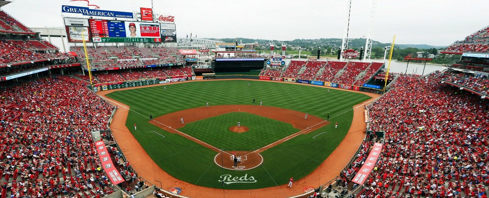 St. Louis Cardinals at Cincinnati Reds Tickets (Fireworks Friday)