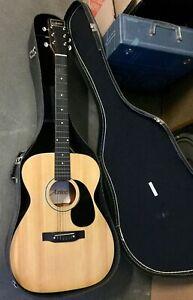 Vintage 1970's Aztec Acoustic Guitar *Project*