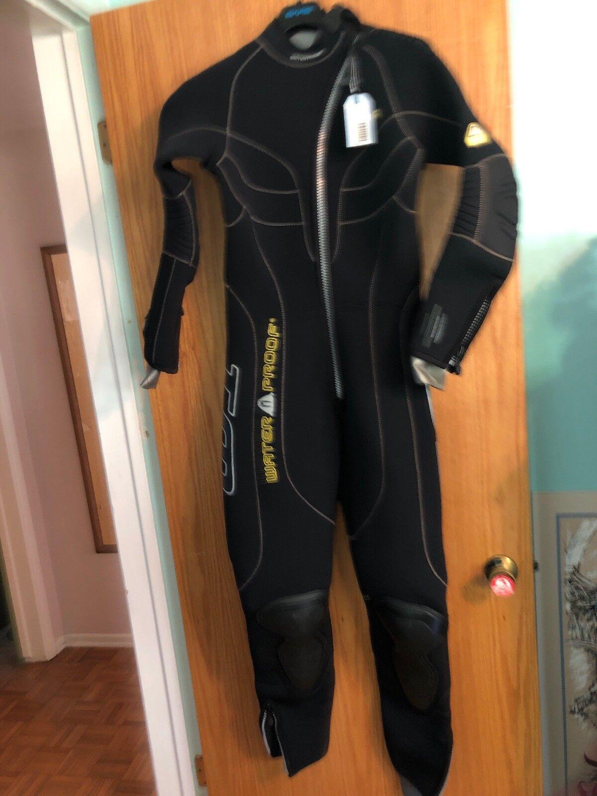 damen's LT Waterproof W1 W1 W1 7mm Front Zip 752b6b