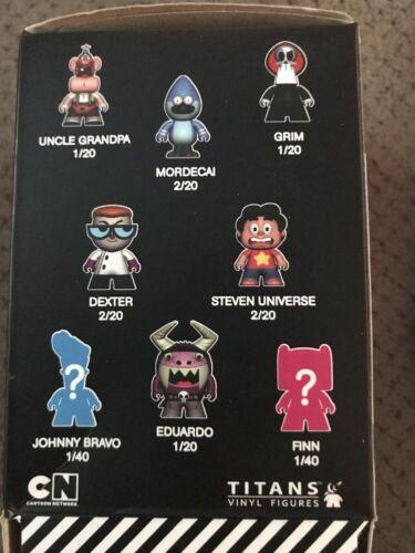 """Titans cartoon collection Network 3/"""" mini Steven Universe Série 2//20 1"""