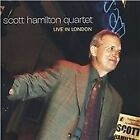 Scott Hamilton - Quartet Live in London (Live Recording, 2003)