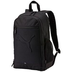 Genossenschaft Puma Buzz Backpack Rucksack Sportrucksack Tasche Black Schwarz Erwachsene Neu Taschen