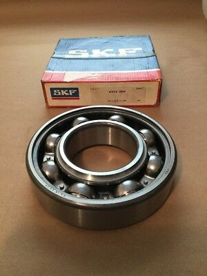 SKF 6011-2RS JEM C3 55mm x 90mm x 18mm Sealed Bearing