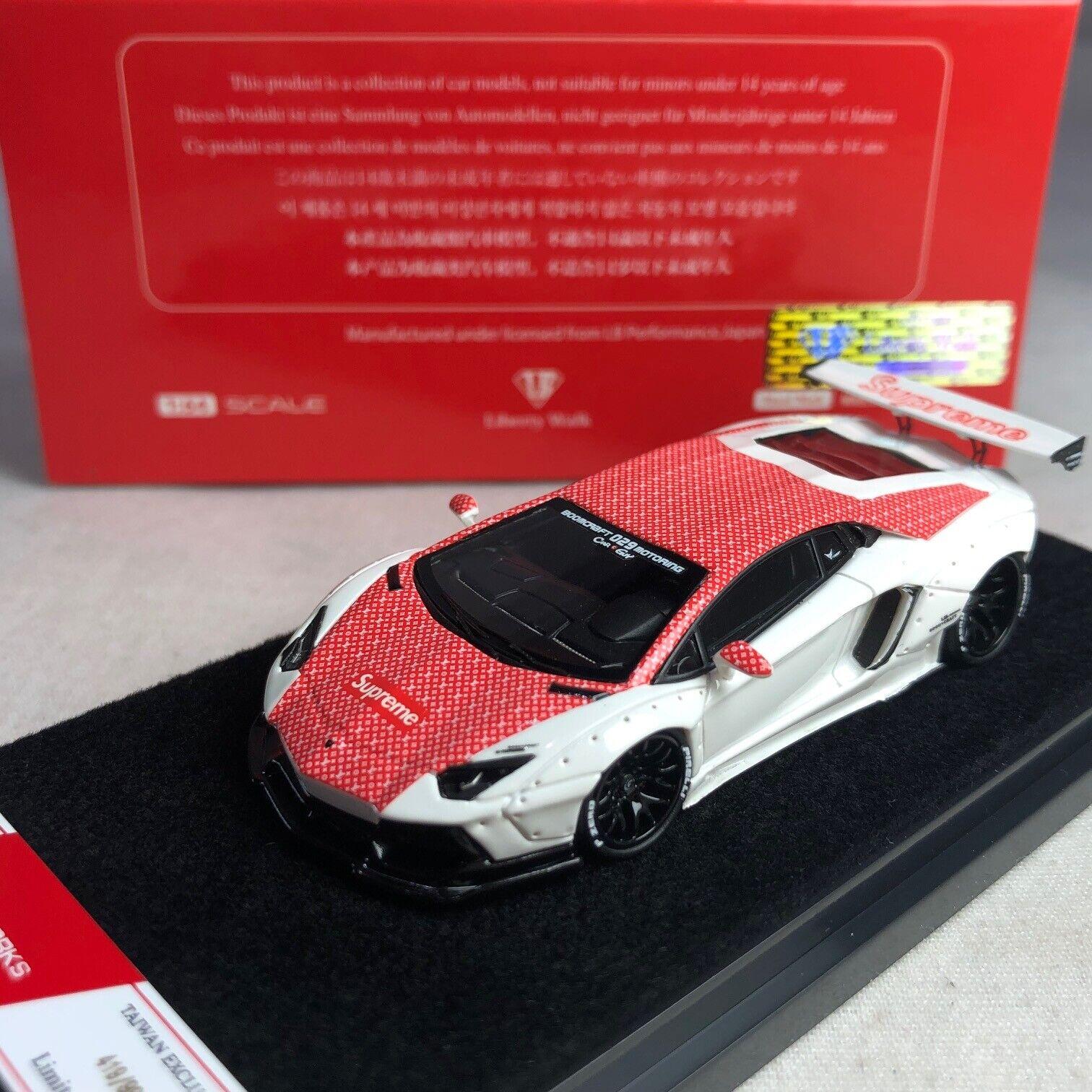 1 64 LB WORKS Lamborghini LP700 Superme Ltd 999 pcs