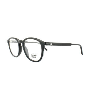 Mont-Blanc-Glasses-Frames-MB0613-001-Shiny-Black